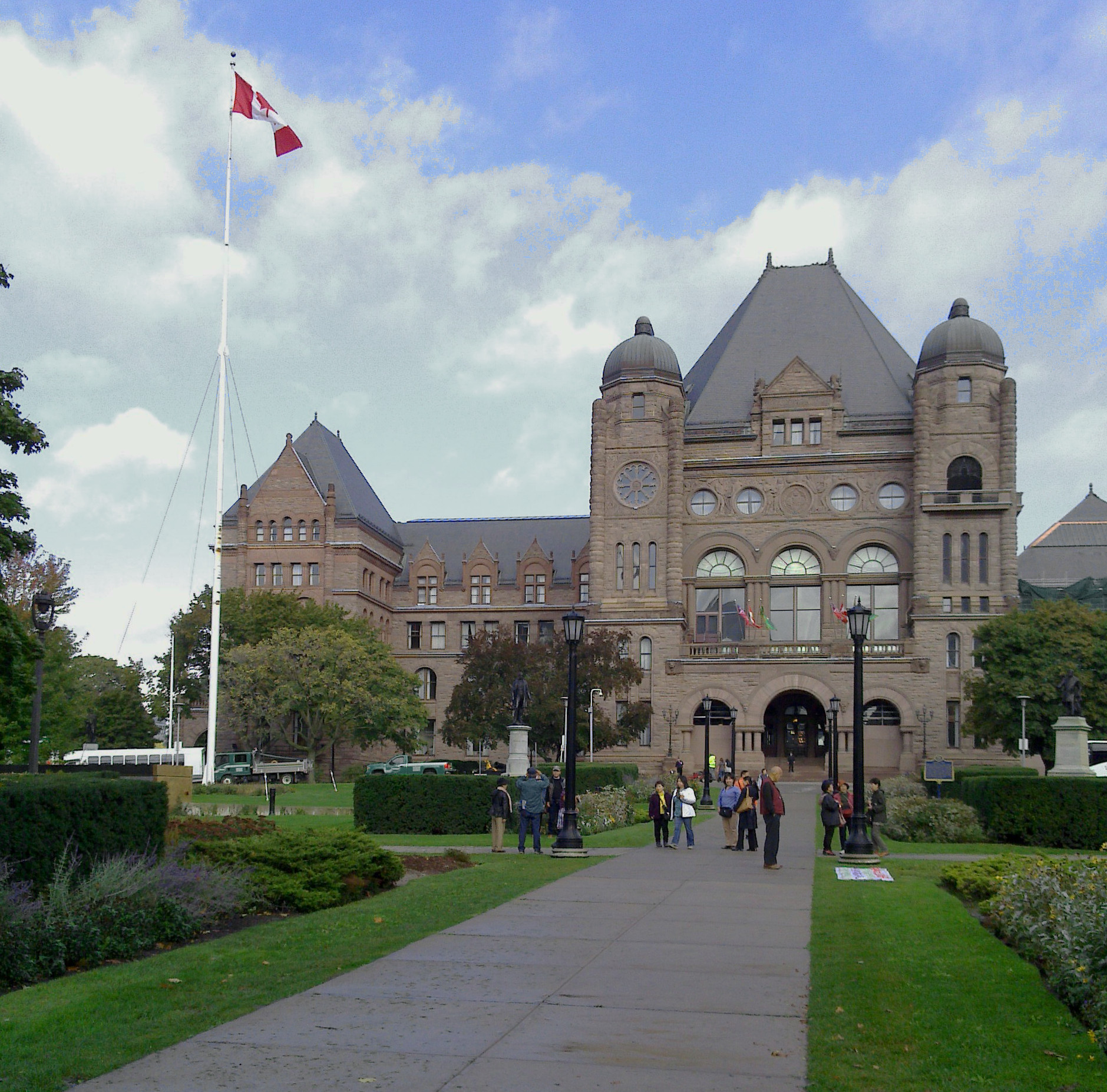 Ontario Legislative Building