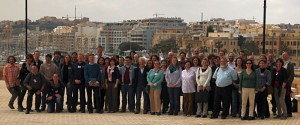 Participants of the 4th General Meeting of PARSEME, Malta, March 19&20, 2015. (source: http://typo.uni-konstanz.de/parseme/index.php/events/74-4th-general-meeting-march-2014-malta)