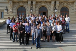 Participants of the 5th General Meeting. Source: http://typo.uni-konstanz.de/parseme/index.php/event/meetings/103-5th-general-meeting-autumn-2015-iasi-romania